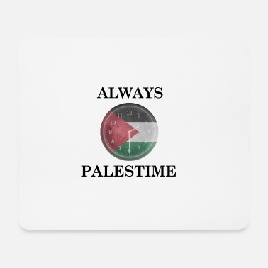 Strip always palestime - Mouse Pad
