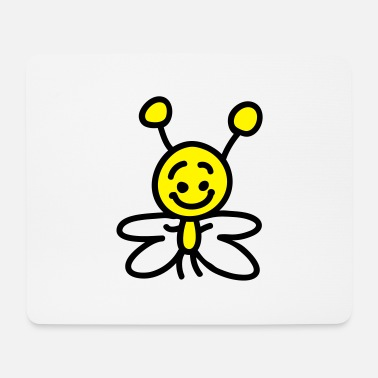 Small small butterfly - Mouse Pad