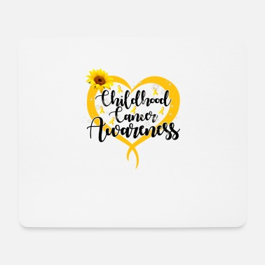 Childhood Cancer Awareness Childhood Cancer Awareness - Mouse Pad