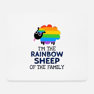 Rainbow - Mouse Pad