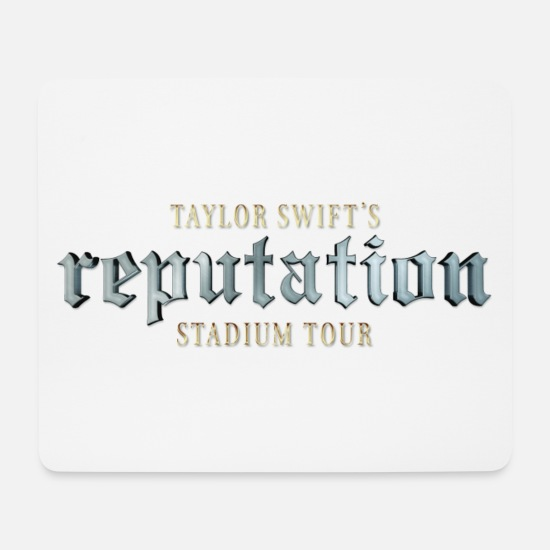 Tour Muismatjes  - Taylor Swift Merch - Muismat wit