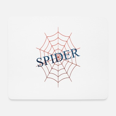 Peter Parker spider - Mouse Pad