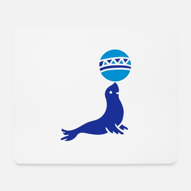 Seas Sea Lion Sea - Mouse Pad