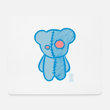 Teddy - Little MONSTER (Teddy Bear) - Tappetino per mouse (orizzontale)