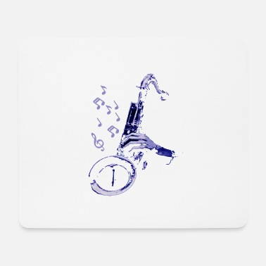 Dixieland zso jazz5 - Mouse Pad