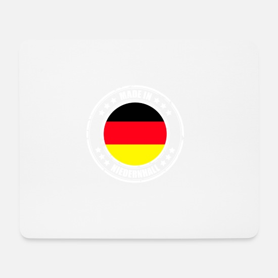 IN Mouse Pads - LOW HALL - Mouse Pad white