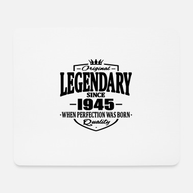 1945 Legendär seit 1945 - Mousepad
