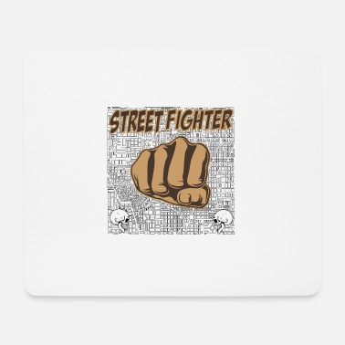 Street Fighter street fighters - Mouse Pad