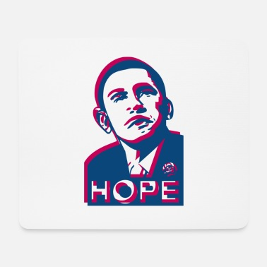 Obama Obama Hope - Tappetino mouse