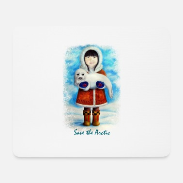 Arctic Save the Arctic - Mouse Pad