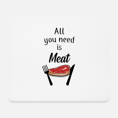 Meat Meat, meat - Mouse Pad