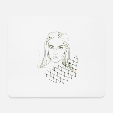 Model Model - Mousepad (bredformat)
