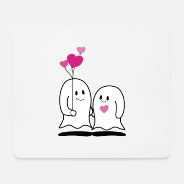 Amor Amorous ghosts / amorous ghosts / in love - Mouse Pad