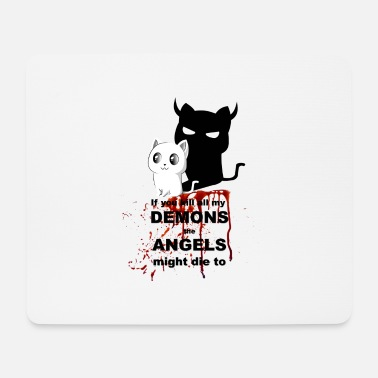 Bloody bloody - Mouse Pad