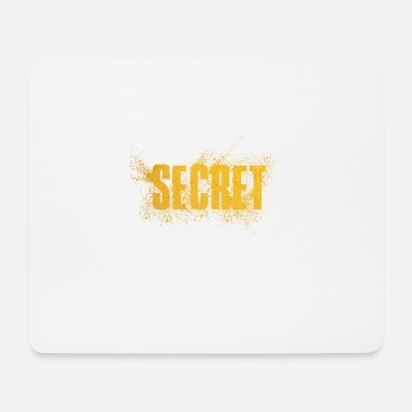 Secret Secret - Mouse Pad
