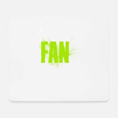 Fan fan - Mouse Pad