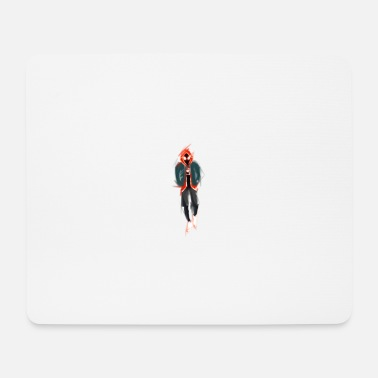 Peter Parker spider man - Mouse Pad
