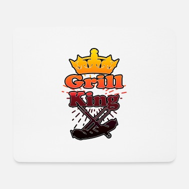 Grill Grill King Grillen Grillen - Mousepad