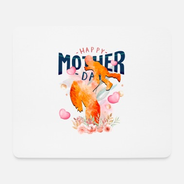 Mother Happy Mother Day - Mouse Pad
