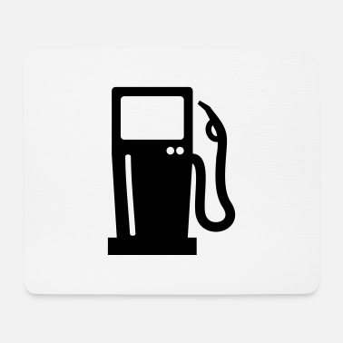 Gas Gas station - Mouse Pad