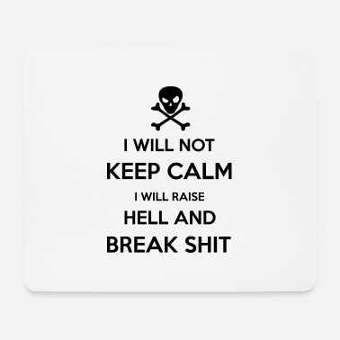 Hell Hell - Mouse Pad