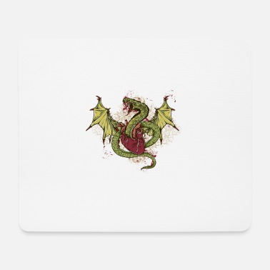 dragonheart - Mouse Pad