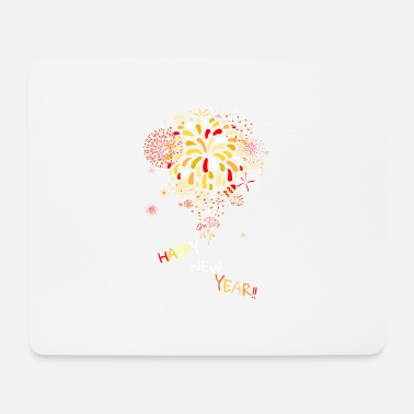 happy New Year - Mouse Pad