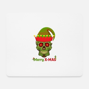 Merry X-MAS Happy Elf - Mouse Pad