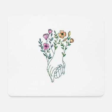 Together Growing together - Mouse Pad