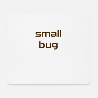 Bug bug - Mousepad