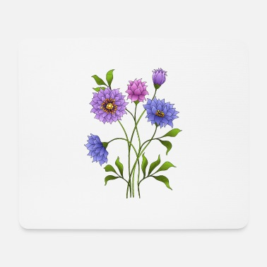 Nature Flowers - Mouse Pad