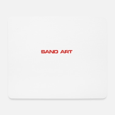 Sand eat sleep repeat geschenk SAND ART - Mousepad (Querformat)
