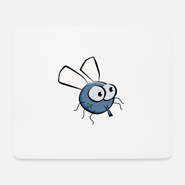 Funny Funny mosquito - Mouse Pad