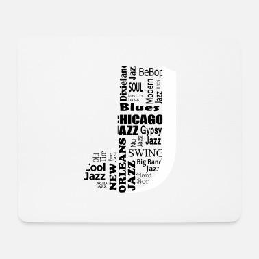 Jazz Jazz - Mouse Pad