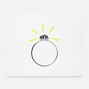 Ring Ring - Mouse Pad