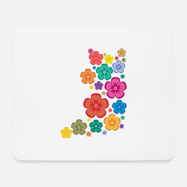 New Age New Age Flower Power - Mousepad