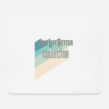 Collections Collectible - Mouse Pad (horizontal)
