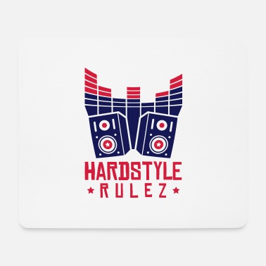 Loud hardstyle_rulez_ge2 - Mouse Pad