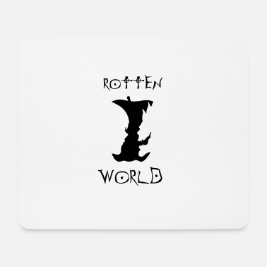 Rotten Death Note Rotten World - Mouse Pad