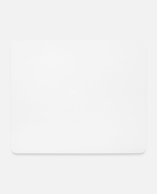 Training Mouse Pads - body building - Mouse Pad white