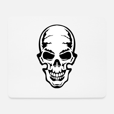 Gothic gothic gothic dead head 106 - Mouse Pad