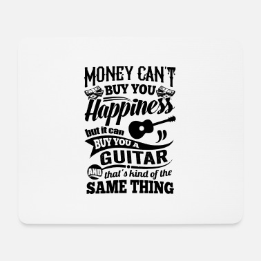 Funny gift for guitarist band guitar - Mouse Pad