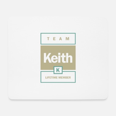 Keith Keith Team - Mouse Pad