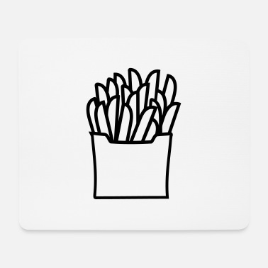 Fries Fries - Mouse Pad