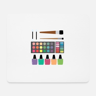 Up Make-Up Set - Mousepad (Querformat)