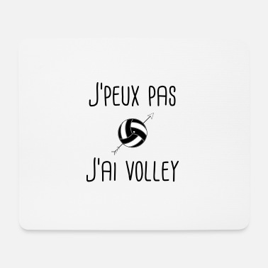 Volley volley - Tapis de souris