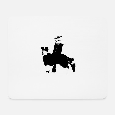 Hundesport Border Collie, Rally Obedience,Hundesport - Mousepad