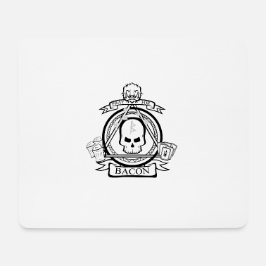 Indie Band Baconistas Band - Mouse Pad
