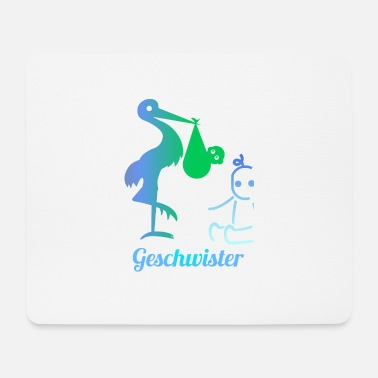 Siblings siblings - Mouse Pad