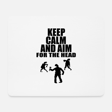 Clasic KEEP CALM - Mouse Pad